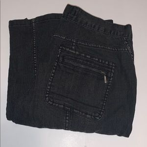 Express Utility Jeans